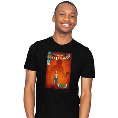 The Amazing Class-C Hero - Mens - T-Shirts - RIPT Apparel