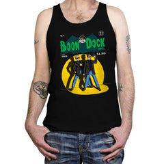 All Saints Comics - Tanktop - Tanktop - RIPT Apparel