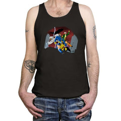 Mutant Adventures - Tanktop - Tanktop - RIPT Apparel