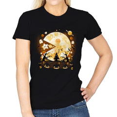 Game of Halloween - Womens - T-Shirts - RIPT Apparel