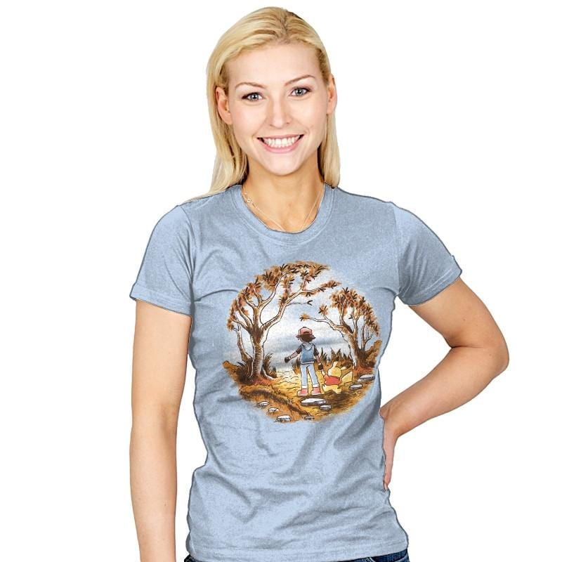 Pikapooh - Womens - T-Shirts - RIPT Apparel