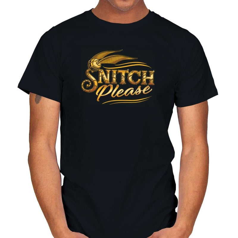Snitch Please Exclusive - Mens - T-Shirts - RIPT Apparel