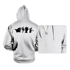 Empire of Silly Walks - Hoodies - Hoodies - RIPT Apparel