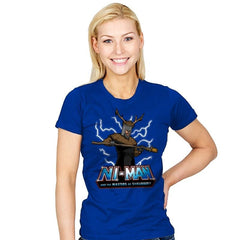 Masters of Shrubbery - Womens - T-Shirts - RIPT Apparel