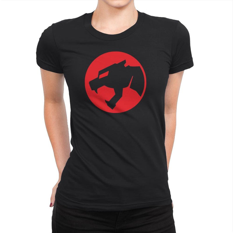 ThunderCons Exclusive - Shirtformers - Womens Premium - T-Shirts - RIPT Apparel