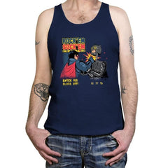 Rock 'em Sock 'em Justice Exclusive - Tanktop - Tanktop - RIPT Apparel