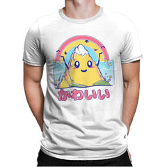 Mount Kawaii - Mens Premium - T-Shirts - RIPT Apparel