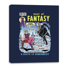 Tales of Fantasy 7 - Canvas Wraps - Canvas Wraps - RIPT Apparel