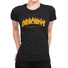 Draca or Die - Womens Premium - T-Shirts - RIPT Apparel