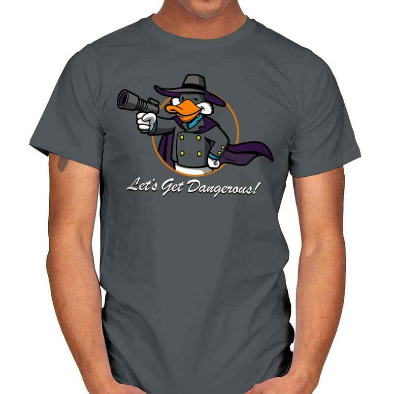 Vault Duck - Mens - T-Shirts - RIPT Apparel