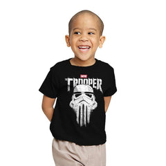 THE TROOPER - Youth - T-Shirts - RIPT Apparel