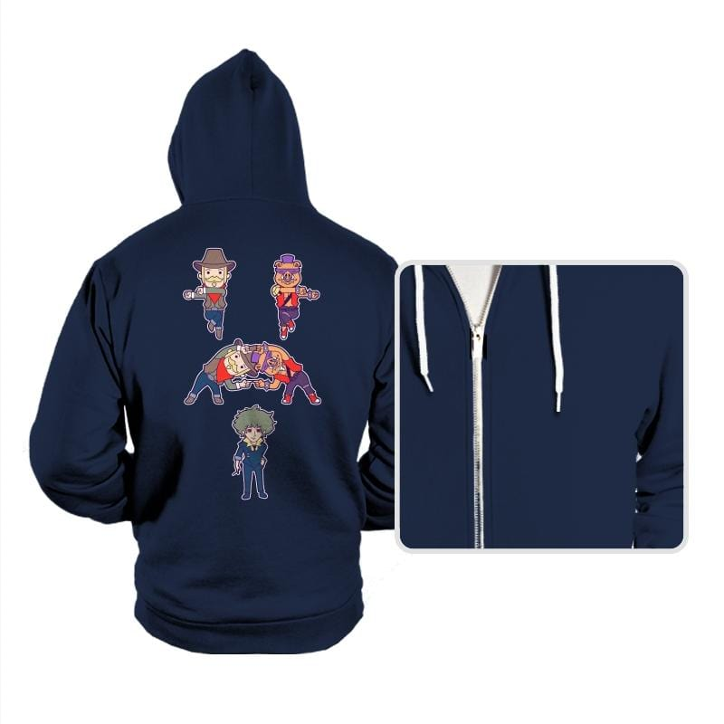 The Cowboy Bebop Anime Collection New Hoodie Mens RARE ITEMS