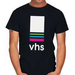 VHS Tape - Mens - T-Shirts - RIPT Apparel