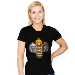 Princette Rhapsody - Womens - T-Shirts - RIPT Apparel