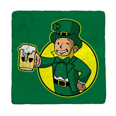 Vault Leprechaun Exclusive - Coasters - Coasters - RIPT Apparel