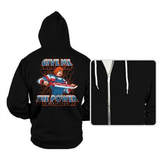 ChuckHe-Man - Hoodies - Hoodies - RIPT Apparel