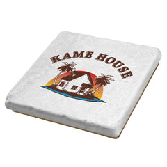 Kame House - Coasters - Coasters - RIPT Apparel