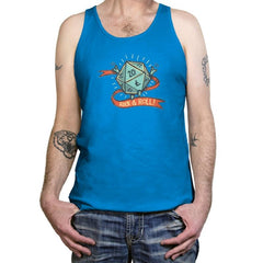 Rock and Rollplay - Tanktop - Tanktop - RIPT Apparel
