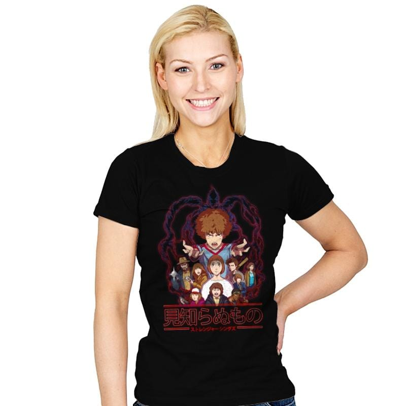 Animated ST - Womens - T-Shirts - RIPT Apparel