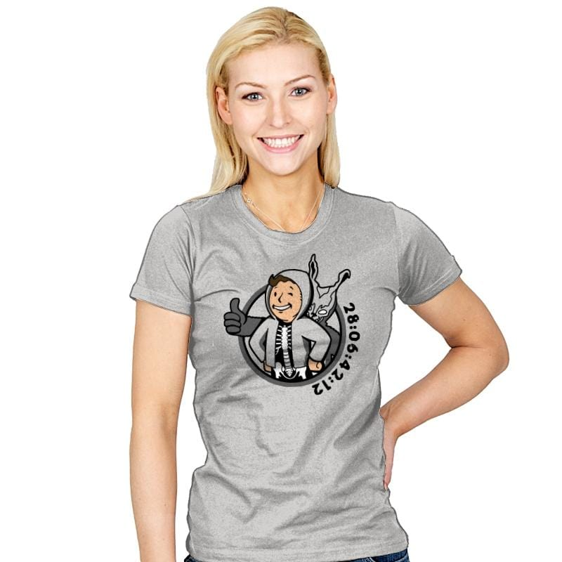Vault Donnie - Womens - T-Shirts - RIPT Apparel