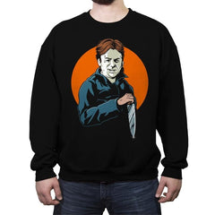The Real Myers - Crew Neck Sweatshirt - Crew Neck Sweatshirt - RIPT Apparel
