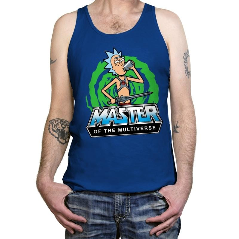 Master of the Multiverse - Tanktop - Tanktop - RIPT Apparel