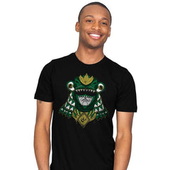 Green Shogun Ranger - Mens - T-Shirts - RIPT Apparel