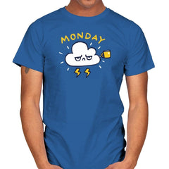 Case Of The Mondays - Mens - T-Shirts - RIPT Apparel