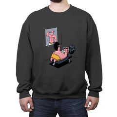 Push Your Limit - Crew Neck Sweatshirt - Crew Neck Sweatshirt - RIPT Apparel
