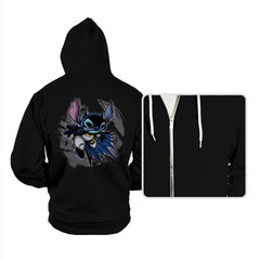 Bat-Stitch - Hoodies - Hoodies - RIPT Apparel