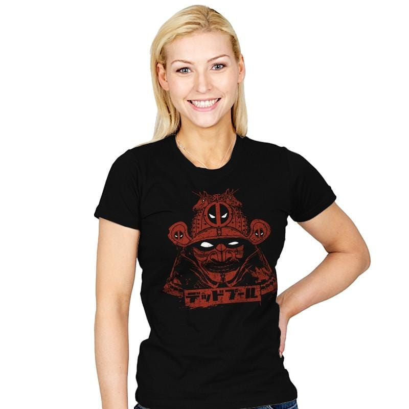 Shogunpool - Womens - T-Shirts - RIPT Apparel