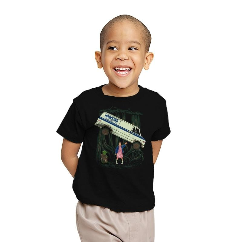 Stranger Jedi - Youth - T-Shirts - RIPT Apparel