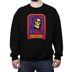 This Candidate Is MEGA - Crew Neck Sweatshirt - Crew Neck Sweatshirt - RIPT Apparel