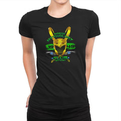 Norse Mythology Club Exclusive - Womens Premium - T-Shirts - RIPT Apparel