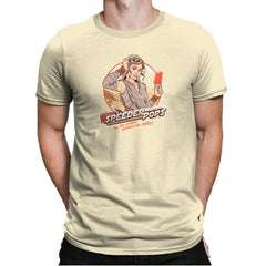 Speeder Pops Exclusive - Mens Premium - T-Shirts - RIPT Apparel