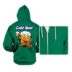 Cold Beer - Hoodies - Hoodies - RIPT Apparel