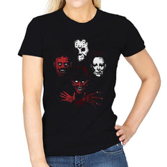 Boogeyman Rhapsody - Womens - T-Shirts - RIPT Apparel