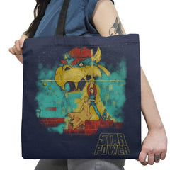 Star Power Exclusive - Tote Bag - Tote Bag - RIPT Apparel