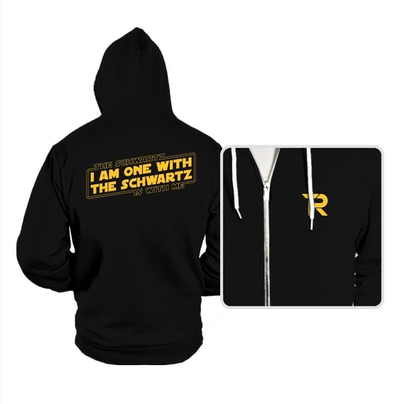 One With The Schwartz - Hoodies - Hoodies - RIPT Apparel