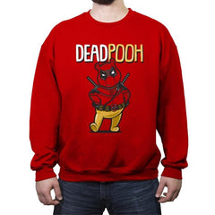 Deadpooh - Best Seller - Crew Neck Sweatshirt - Crew Neck Sweatshirt - RIPT Apparel