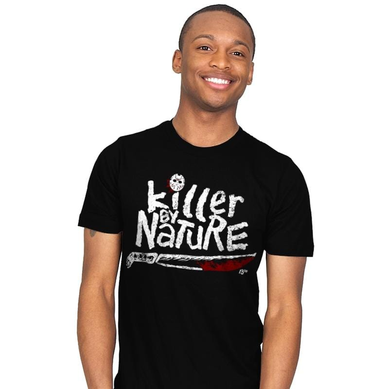 KILLER BY NATURE 13th - Mens - T-Shirts - RIPT Apparel