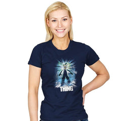 The Any Thing Exclusive - Womens - T-Shirts - RIPT Apparel