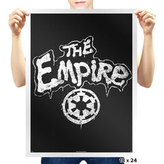 The Empire - Prints - Posters - RIPT Apparel
