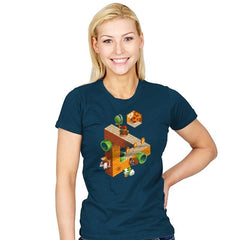 Super Impossible Bros. Exclusive - Womens - T-Shirts - RIPT Apparel