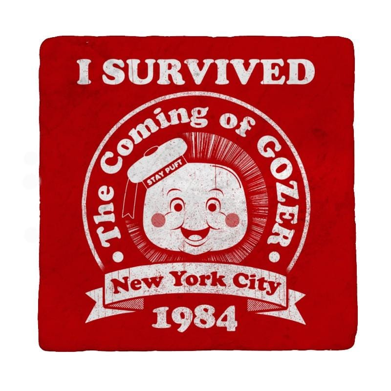 Survivor 1984 Reprint - Coasters - Coasters - RIPT Apparel