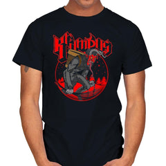 Papa Krampus - Mens - T-Shirts - RIPT Apparel