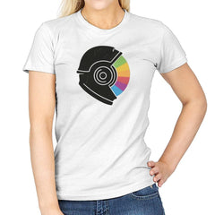 Kodachrome Space - Womens - T-Shirts - RIPT Apparel