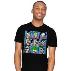 Bunch of Jokers - Mens - T-Shirts - RIPT Apparel