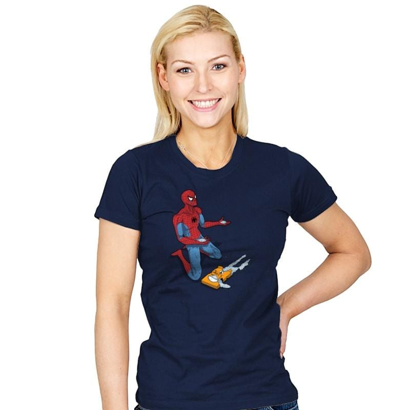 The Uncle Ben Tragedy Exclusive - Womens - T-Shirts - RIPT Apparel
