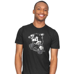 Mario Snow - Mens - T-Shirts - RIPT Apparel